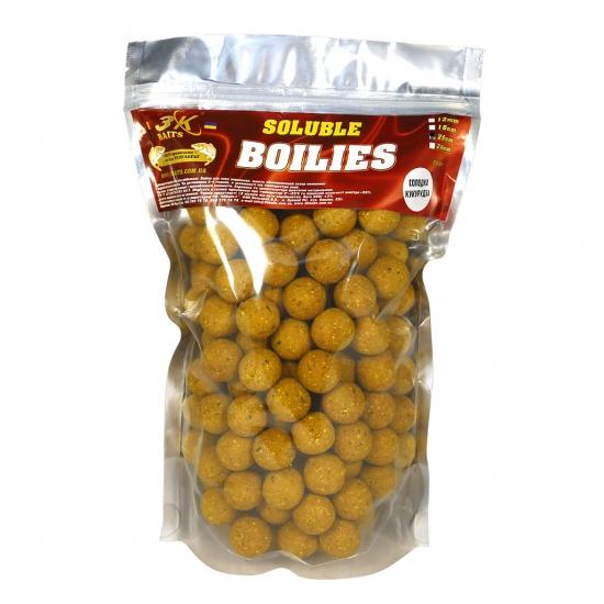 Бойл розчинний пилящий 20мм (солодка кукурудза) 0,8 кг | Інтернет-магазин «3KFisher»