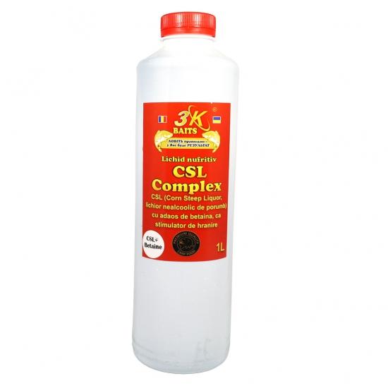 "Кукурудзяний лікер ""CSL Complex + Betaine"", 1000мл | Інтернет-магазин «3KFisher»"