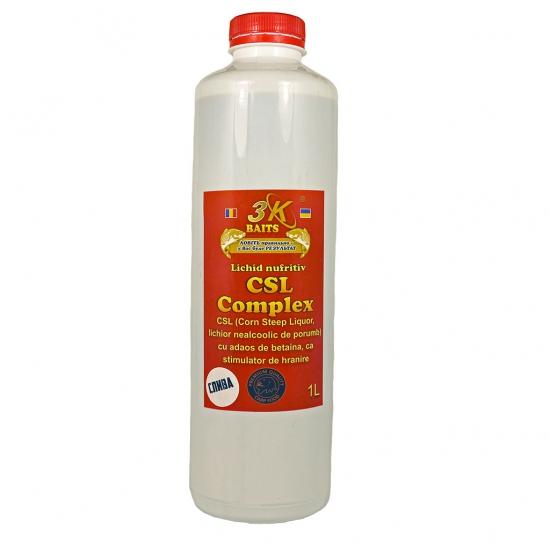 "Кукурудзяний лікер ""CSL Complex"" (Слива), 1000мл | Інтернет-магазин «3KFisher»"