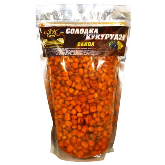 Солодка кукурудза (слива), 800г | Інтернет-магазин «3KFisher»