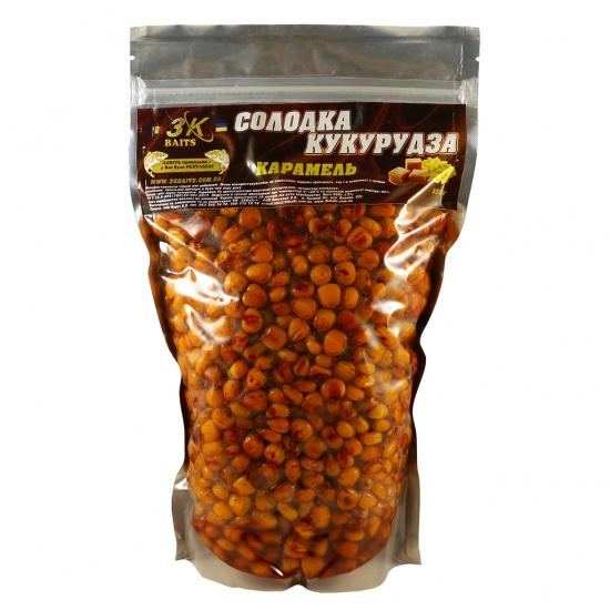 Солодка кукурудза (карамель), 800г | Інтернет-магазин «3KFisher»