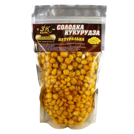 Солодка кукурудза (натуральна), 400г | Інтернет-магазин «3KFisher»