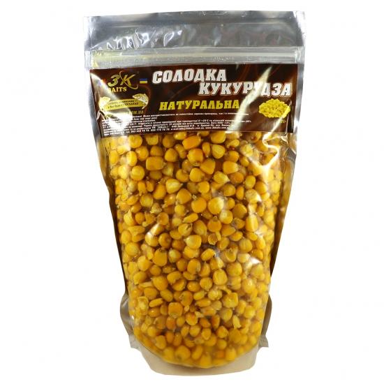Солодка кукурудза (натуральна), 800г | Інтернет-магазин «3KFisher»