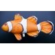 "Подушка-iграшка ""Риба-клоун""  (56*25см) | Інтернет-магазин «3KFisher»"