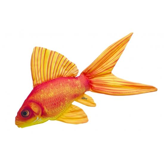 "Подушка-iграшка ""Золота рибка""  (50*30см) | Інтернет-магазин «3KFisher»"