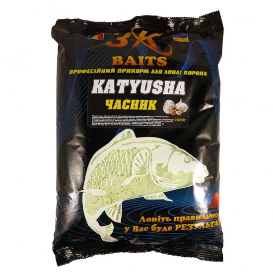 "Суха суміш ""KATYUSHA"" (часник), 1000г | Інтернет-магазин «3KFisher»"