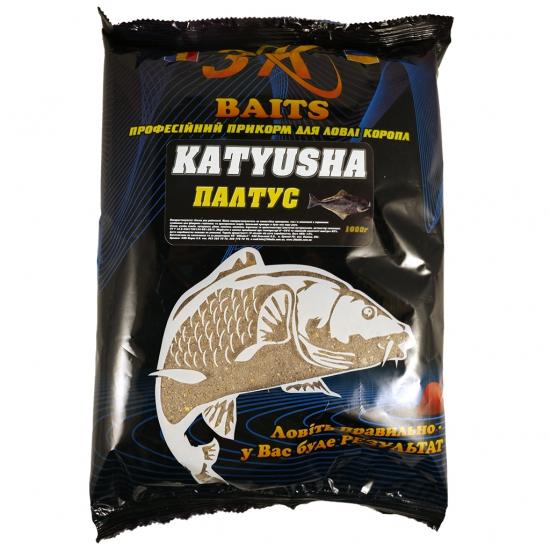 "Суха суміш ""KATYUSHA"" (палтус), 1000г | Інтернет-магазин «3KFisher»"