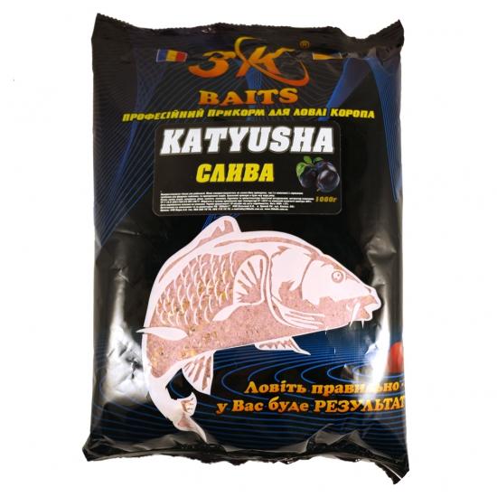 "Суха суміш ""KATYUSHA"" (слива), 1000г | Інтернет-магазин «3KFisher»"