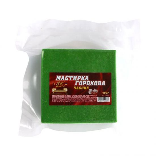 Мастирка горохова (часник), 400г | Інтернет-магазин «3KFisher»