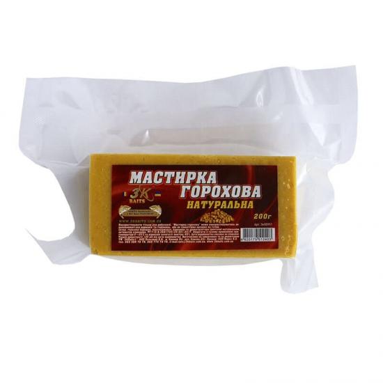 Мастирка горохова (натуральна), 200г | Інтернет-магазин «3KFisher»