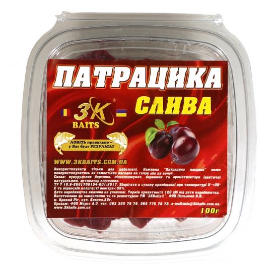 Патрацика насадна (слива), 100г | Інтернет-магазин «3KFisher»