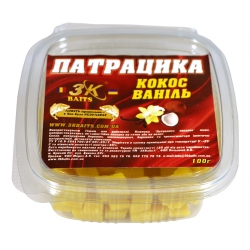 Патрацика насадна (кокос-ваніль), 100г