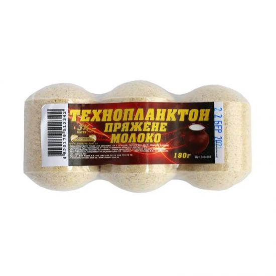 Технопланктон (пряжене молоко) 180г | Інтернет-магазин «3KFisher»