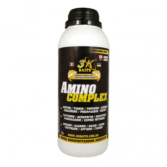 Амінокомплекс, 1000мл | Інтернет-магазин «3KFisher»