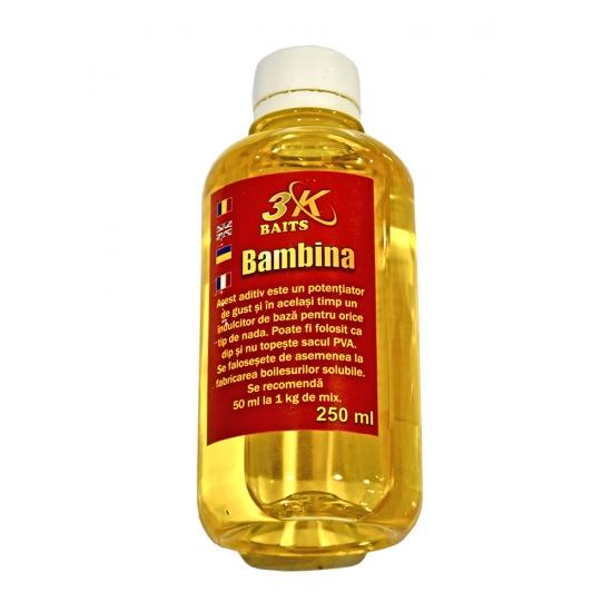 "Атрактант ""Bambina"" (солодка кукурудза), 250мл | Інтернет-магазин «3KFisher»"
