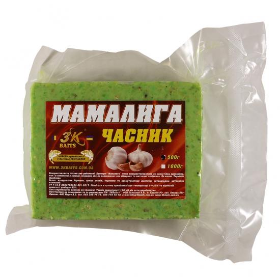 Мамалига універсальна (часник), 500г | Інтернет-магазин «3KFisher»