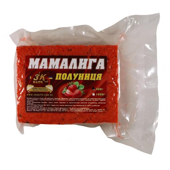 Мамалига універсальна (полуниця), 500г | Інтернет-магазин «3KFisher»