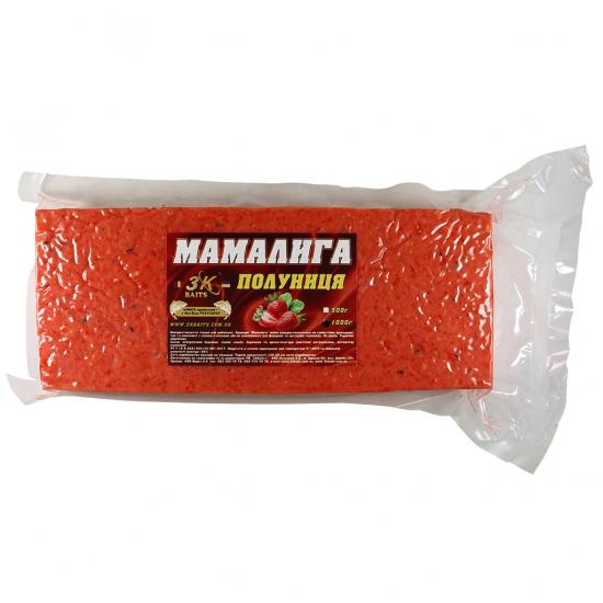 Мамалига універсальна (полуниця), 1000г | Інтернет-магазин «3KFisher»
