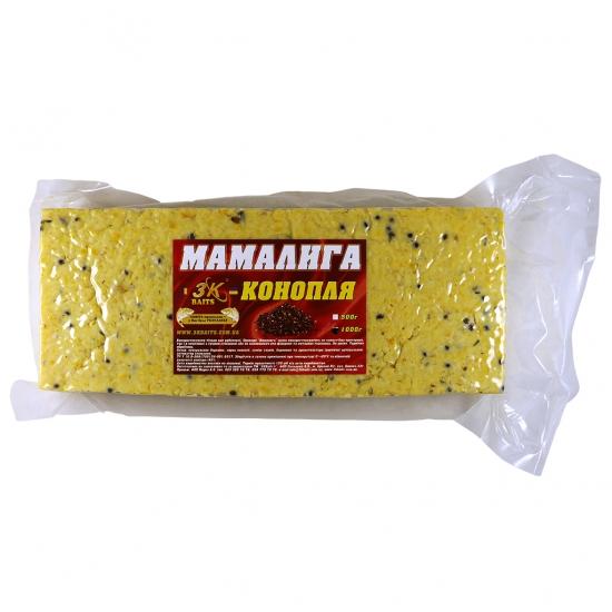 Мамалига універсальна (конопля), 1000г   Інтернет-магазин «3KFisher»
