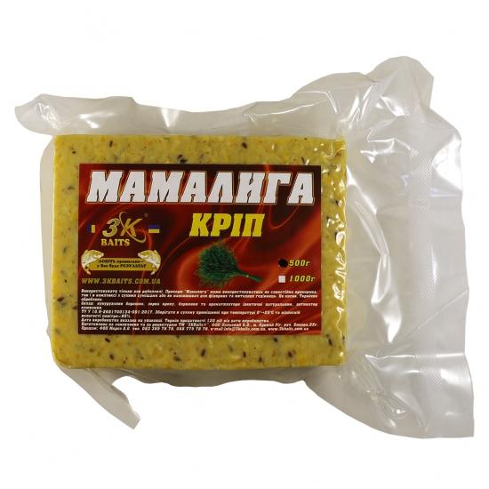 Мамалига універсальна (кріп), 500г | Інтернет-магазин «3KFisher»