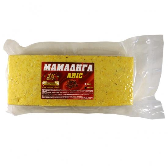 Мамалига універсальна (аніс), 1000г | Інтернет-магазин «3KFisher»