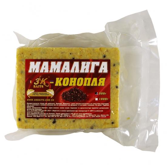 Мамалига універсальна (конопля), 500г | Інтернет-магазин «3KFisher»