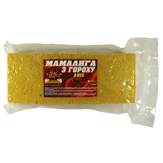 Мамалига з гороху (аніс), 1000г   Інтернет-магазин «3KFisher»