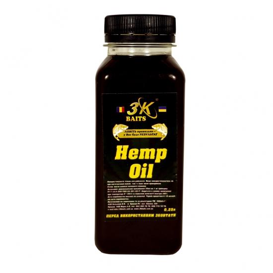 Конопляне масло (натуральна), 250мл | Інтернет-магазин «3KFisher»