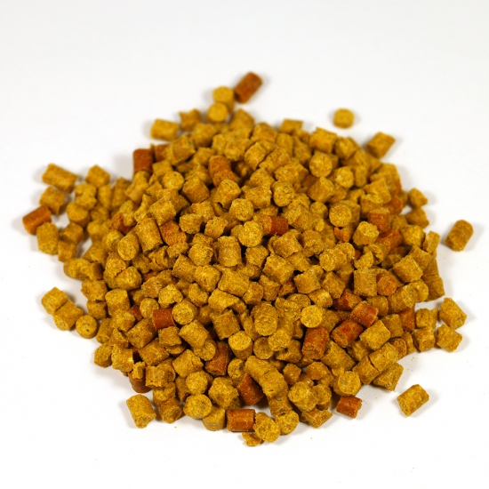 Pellets 4мм (мед) 0,8 кг | Інтернет-магазин «3KFisher»